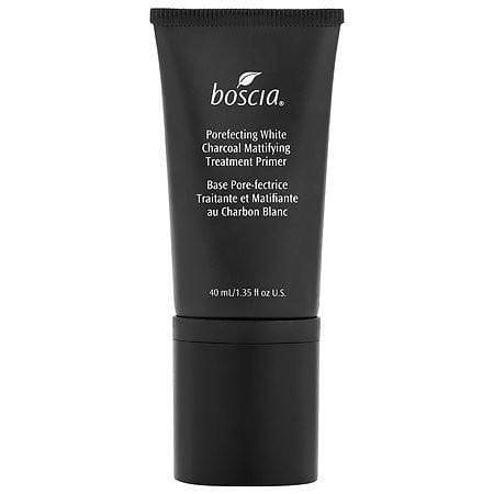 boscia Porefecting White Charcoal Mattifying Treatment Primer, Primer, London Loves Beauty