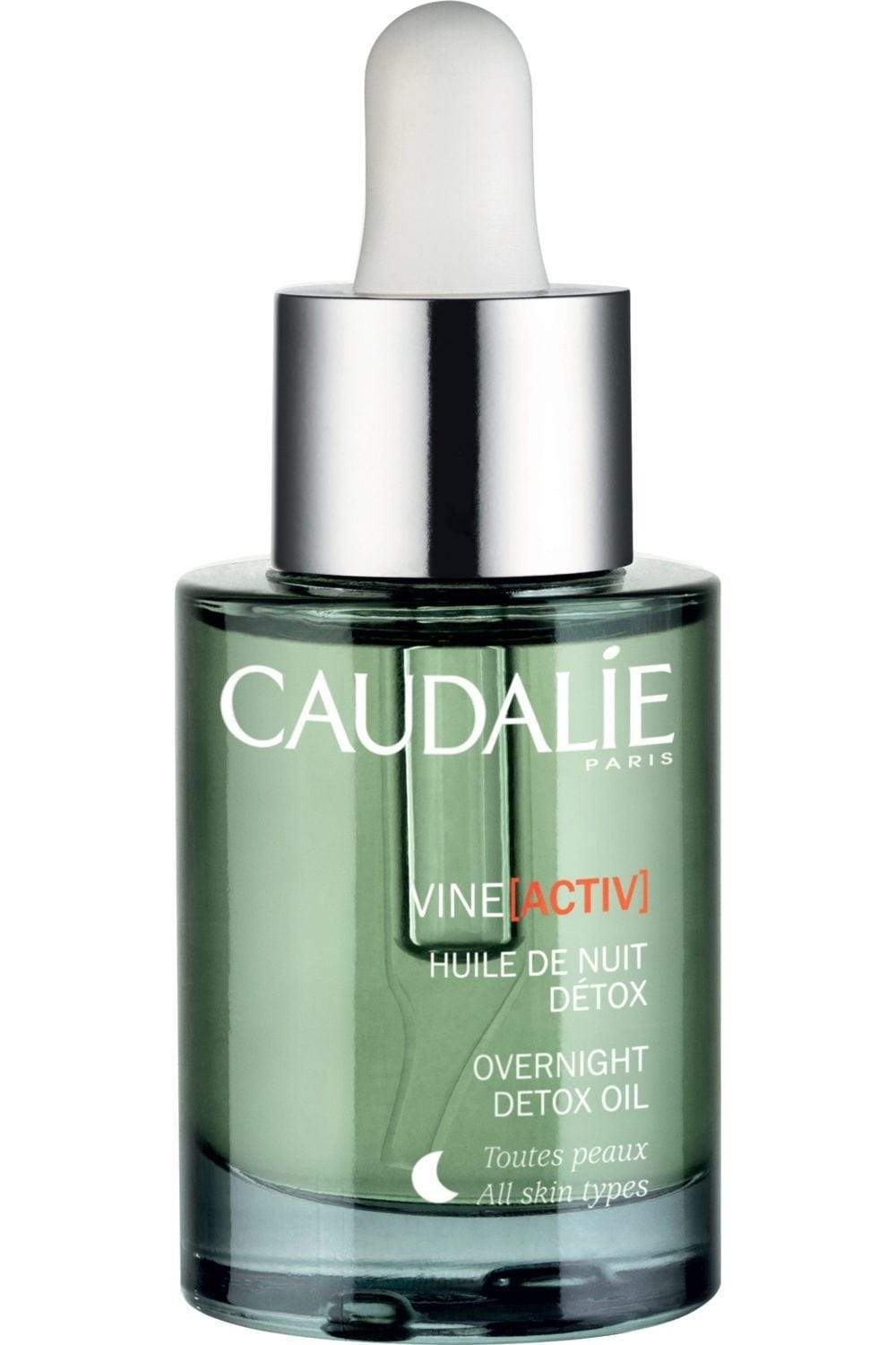 Caudalie VineActiv Overnight Detox Oil, 30ml, face oil, London Loves Beauty