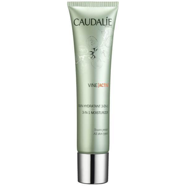 Caudalie VineActiv 3-in-1 Moisturizer, 40ml, moisturizer, London Loves Beauty