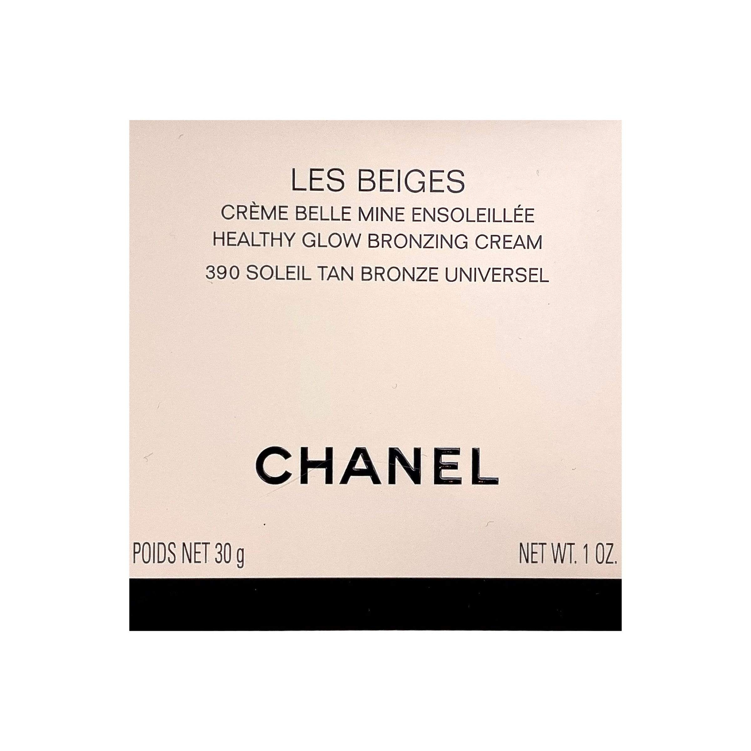 CHANEL Healthy Glow Bronzing Cream, bronzer, London Loves Beauty
