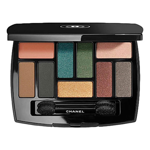 Chanel eyeshadow palette Chanel Les 9 Ombres Exclusive Creation Eyeshadow Collection