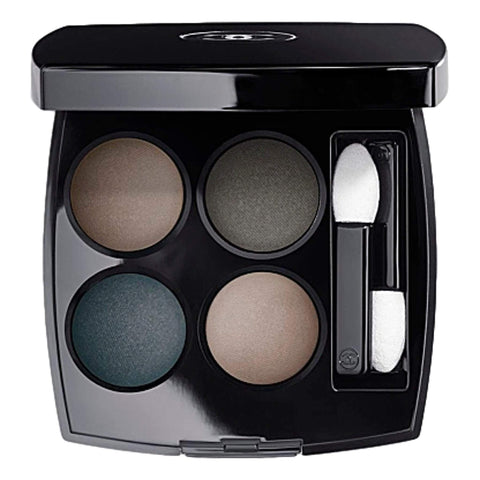 CHANEL eyeshadow palette Chanel Multi-Effect Quadra Eyeshadow - Blurry Blue