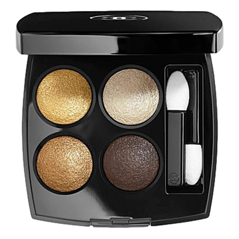 CHANEL eyeshadow palette Chanel Multi-Effect Quadra Eyeshadow - Codes Elegants