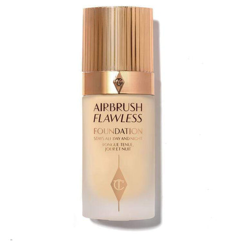 Charlotte Tilbury Airbrush Flawless Foundation - 5.5 Neutral, foundation, London Loves Beauty