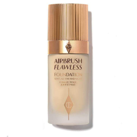 Charlotte Tilbury Airbrush Flawless Foundation - 7 Neutral, foundation, London Loves Beauty