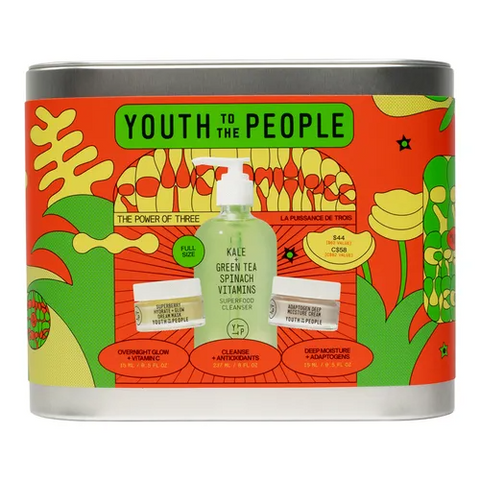 Youth To The People The Power of Three Kit Limited Edition Set