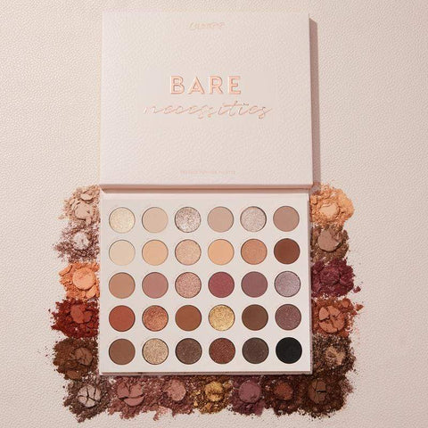 Colourpop eyeshadow palette COLOURPOP Bare Necessities Shadow Palette