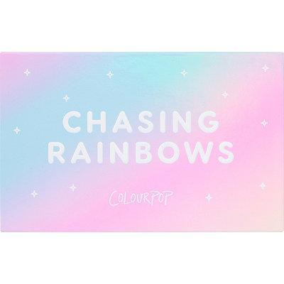 Colourpop eyeshadow palette COLOURPOP Chasing Rainbows Eyeshadow Palette