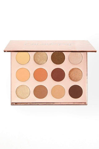 Colourpop eyeshadow palette Colourpop Double Entendre Pressed Powder Shadow Palette