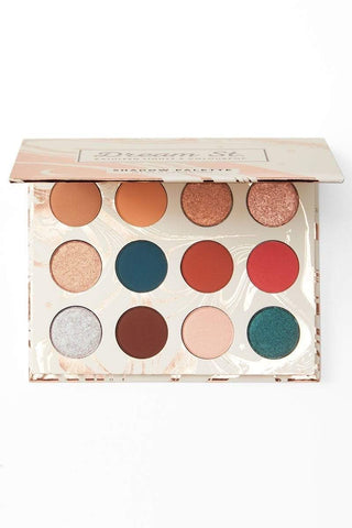Colourpop eyeshadow palette Colourpop Dream St Kathleen Lights X Pressed Powder Shadow Palette