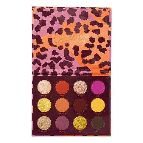 Colourpop eyeshadow palette COLOURPOP Good Sport Pressed Powder Shadow Palette
