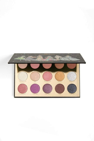 Colourpop eyeshadow palette COLOURPOP It's A Princess Thing Pressed Powder Shadow Palette - Limited Edition