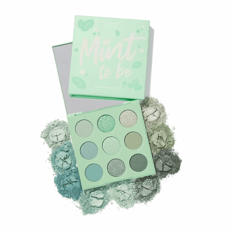 Colourpop eyeshadow palette COLOURPOP Mint To Be Shadow Palette