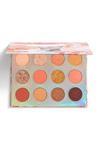 COLOURPOP Sweet Talk Pressed Powder Shadow Palette, eyeshadow palette, London Loves Beauty