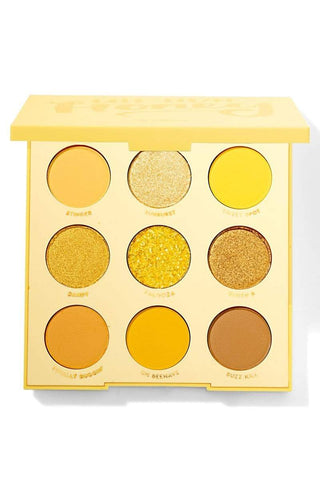 Colourpop eyeshadow palette COLOURPOP Uh-Huh Honey Pressed Powder Shadow Palette