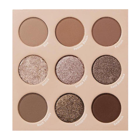 Colourpop That's Taupe Shadow Palette, 9g