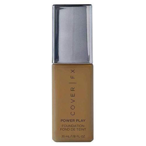 Cover FX Power Play foundation - G100 (30ml | 1.0 fl. oz), foundation, London Loves Beauty