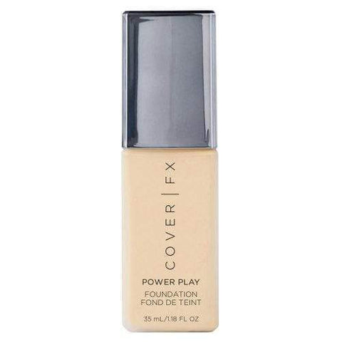 Cover FX Power Play foundation - G20 (30ml | 1.0 fl. oz), foundation, London Loves Beauty