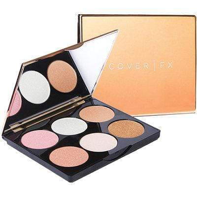 Cover Fx Perfect Highlighting Palette, highlighter, London Loves Beauty