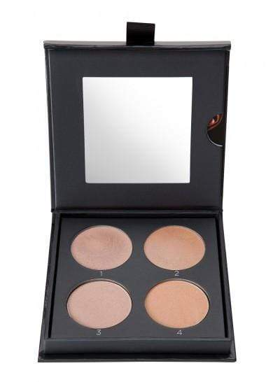 Cover Fx - Perfect Light Highlighting Palette - Light Medium, highlighter, London Loves Beauty
