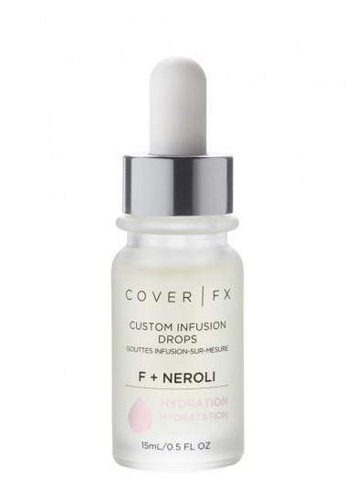 Cover Fx Custom Infusion Drops: Hydration, Primer, London Loves Beauty