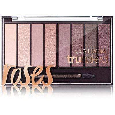 Covergirl TruNaked Roses Eyeshadow Palette, eyeshadow palette, London Loves Beauty
