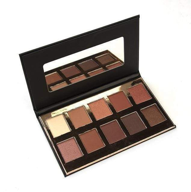Crown Fuego Eyeshadow Palette, Eyeshadow, London Loves Beauty