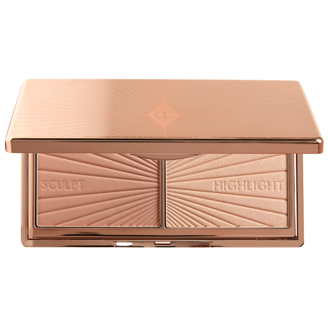 CHARLOTTE TILBURY Mini Filmstar Bronze & Glow Contour Duo - Limited Edition