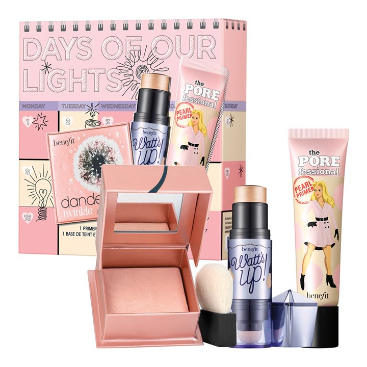 BENEFIT Days Of Our Lights Gift Set