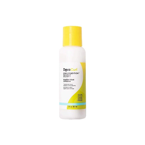 DevaCurl Hair Care DEVACURL Travel Size One Condition Delight Weightless Waves Conditioner, 3 oz
