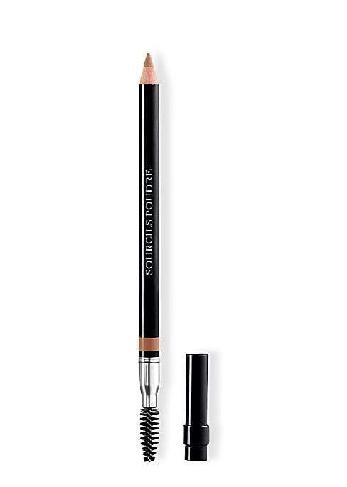 Dior Powder Eyebrow Pencil With Brush And Shaperener - 653 Blonde, eyebrow pencil, London Loves Beauty