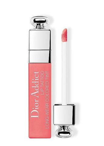 Dior Addict Lip Tattoo - 251 Natural Peach, lip tint, London Loves Beauty