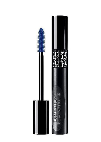 Dior Diorshow Pump 'n' Volume HD Mascara - 255 Blue Pump, Mascara, London Loves Beauty