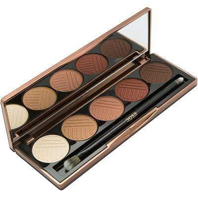 DOSE OF COLORS Baked Browns Eyeshadow Palette, eyeshadow palette, London Loves Beauty