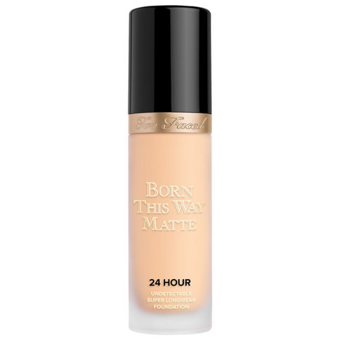 Too Faced Born This Way Matte 24 Hour Foundation, 30ml, foundation, London Loves Beauty