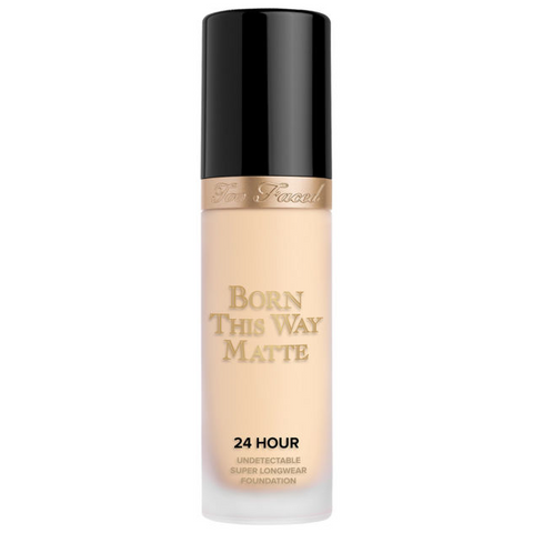 Too Faced Born This Way Matte 24 Hour Foundation, 30ml