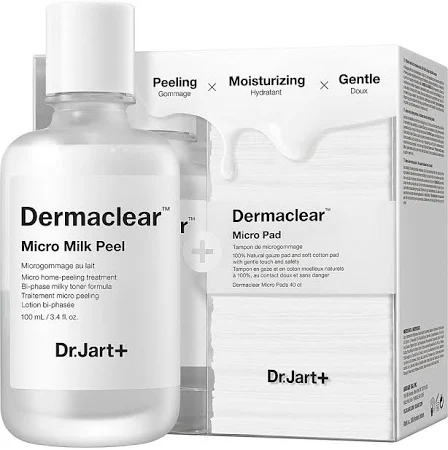Dr.Jart+ Dermaclear Micro Milk Peel 100ml, Skin Care, London Loves Beauty