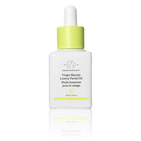 DRUNK ELEPHANT Virgin Marula Luxury Facial Oil 30mL, Hydration Serum, London Loves Beauty