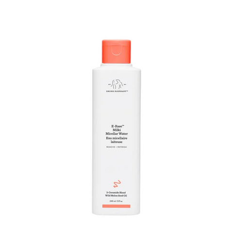 DRUNK ELEPHANT E-Rase Milki Micellar Water, 240mL, Face Serum, London Loves Beauty