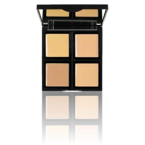 E.L.F. COSMETICS Foundation Palette - Fair/Light, foundation, London Loves Beauty