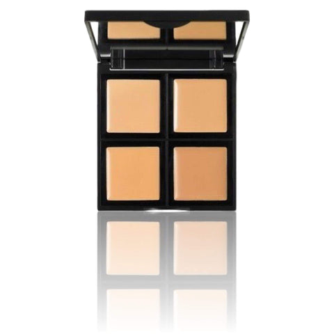 E.L.F. COSMETICS Foundation Palette - Light/Medium, foundation, London Loves Beauty