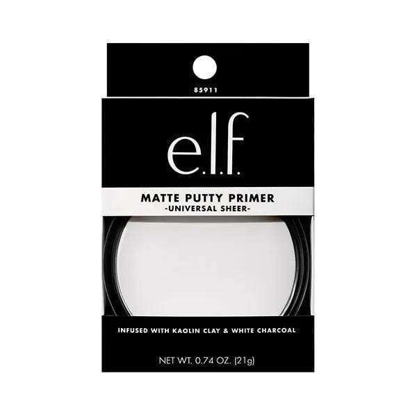E.L.F. COSMETICS Mattifying Putty Primer Universal Sheer, Primer, London Loves Beauty