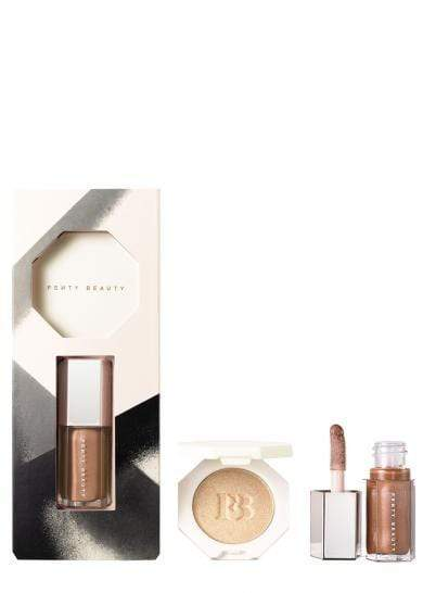 Fenty Beauty Bomb Baby Mini Lip and Face Set: Limited Edition, Face Makeup, London Loves Beauty