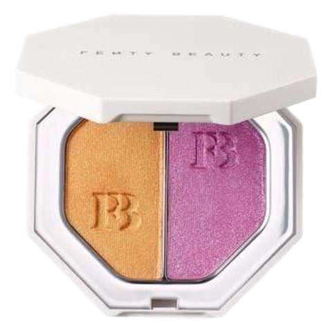Fenty Beauty Killawatt Foil Freestyle Highlighter Duo - Mimosa Sunrise/Sangria Sunset, highlighter, London Loves Beauty