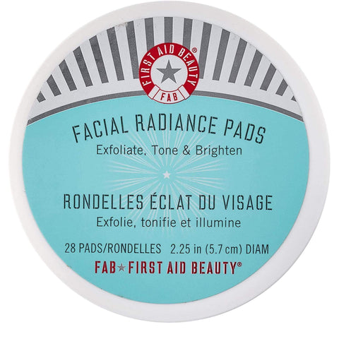 First Aid Beauty Facial Radiance Pads, 28 Pads, Skin Care, London Loves Beauty