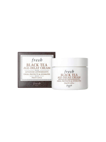 Fresh Face Cream Fresh Black Tea Age-Delay Cream, 50ml