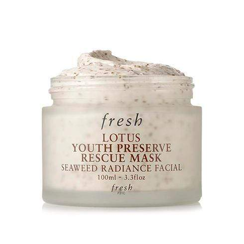 Fresh Lotus Youth Preserve Rescue Mask (100ml), Face Masks, London Loves Beauty