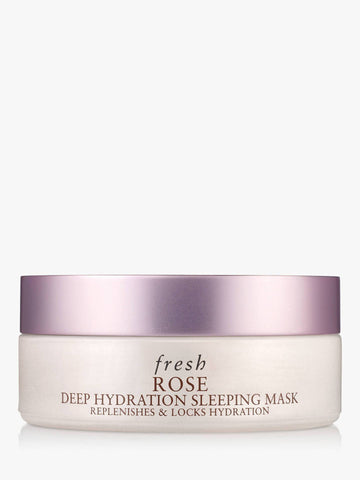 Fresh Face Masks Fresh Rose Deep Hydration Sleeping Mask, 70ml