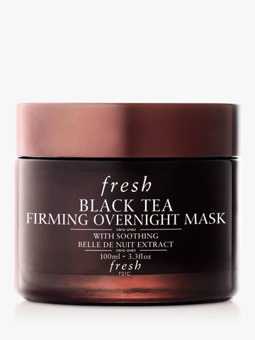 Fresh Skin Care Fresh Black Tea Firming Overnight Mask, 100ml