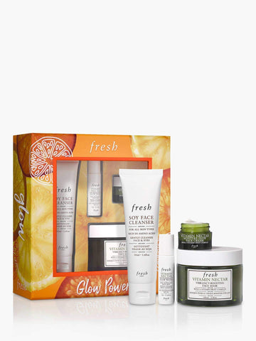 Fresh Skin Care Fresh Glow Power Skincare Gift Set